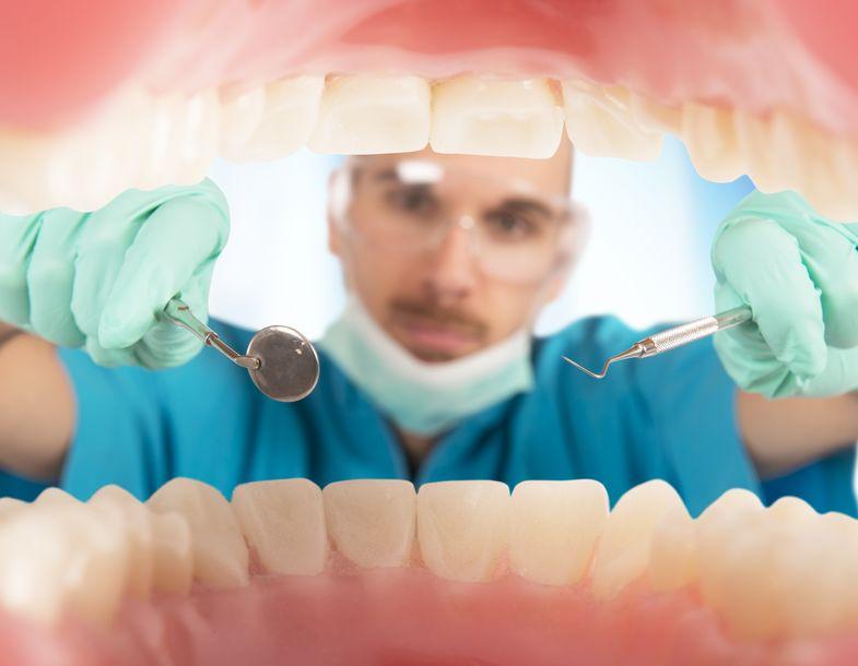anxiété opération dentaire